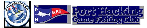 Port Hacking Game Fishing Club